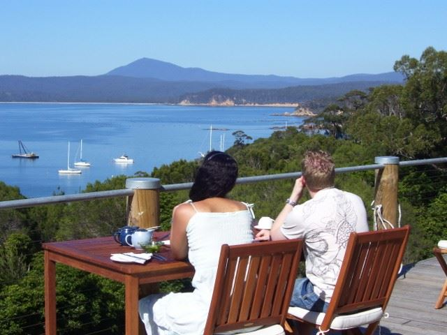 Snug Cove Bed and Breakfast - Accommodation Gladstone