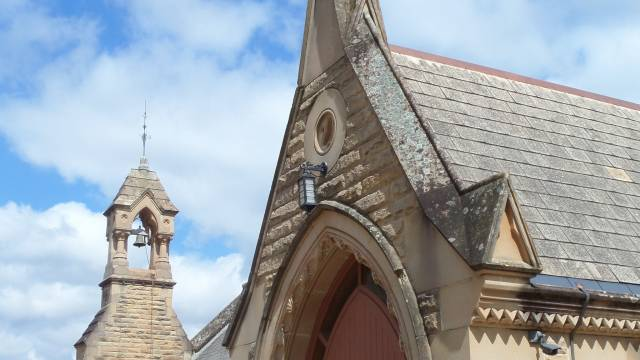 All Saints' Anglican Church - Accommodation Gladstone