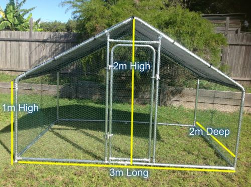 Maryriver Cages For Chickens Dogs Poultry - Accommodation Gladstone