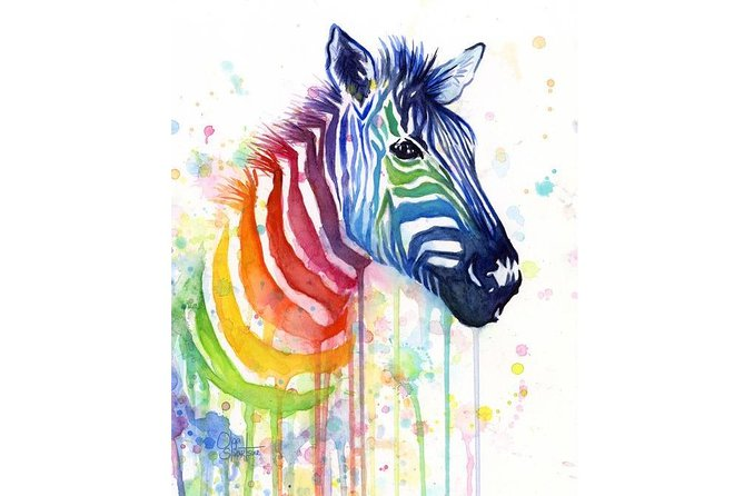 Rainbow Zebra - 65 Northbourne 7.30-9.30pm