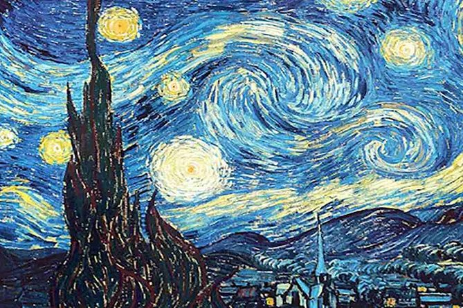 Van Gogh Starry Night - Statesman Hotel 7.00-9.00pm