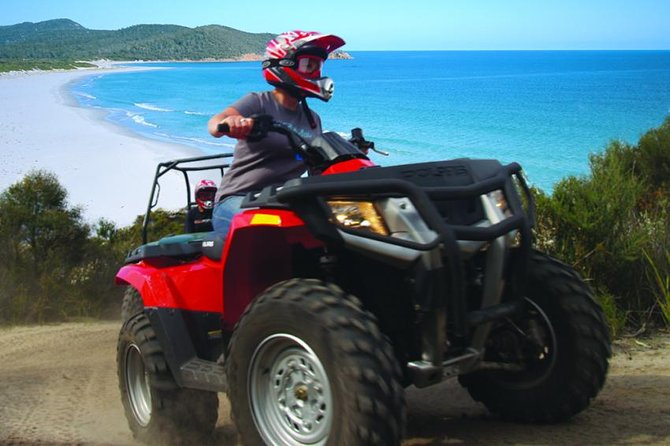 Half-Day Guided ATV Exploration Tour from Coles Bay - Accommodation Gladstone