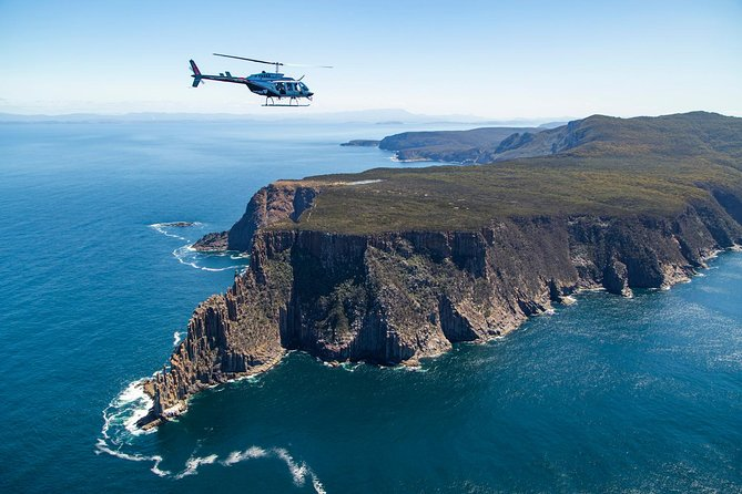 30-Minute Two Capes and Tasman Helicopter Flight from Port Arthur - Accommodation Gladstone