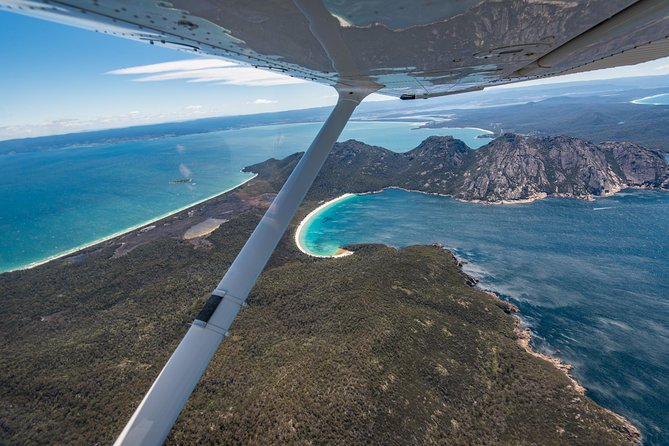Freycinet Peninsula Or Wineglass Bay Scenic Flight - Accommodation Gladstone