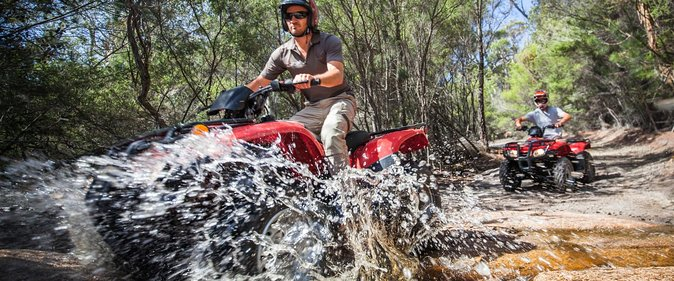 Quad Bike 2-Hour Adventure Freycinet National Park - Accommodation Gladstone