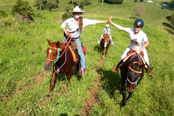 Country Day Ride from Mt Goomboorian with Rainbow Beach Horse Rides - Accommodation Gladstone
