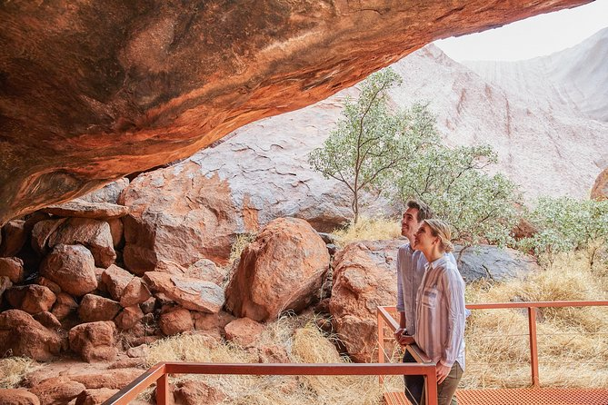 Uluru Base and Sunset Half-Day Trip with Optional Outback BBQ Dinner - Accommodation Gladstone