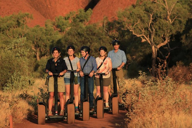 Ayers Rock (Uluru) Sunrise and Segway