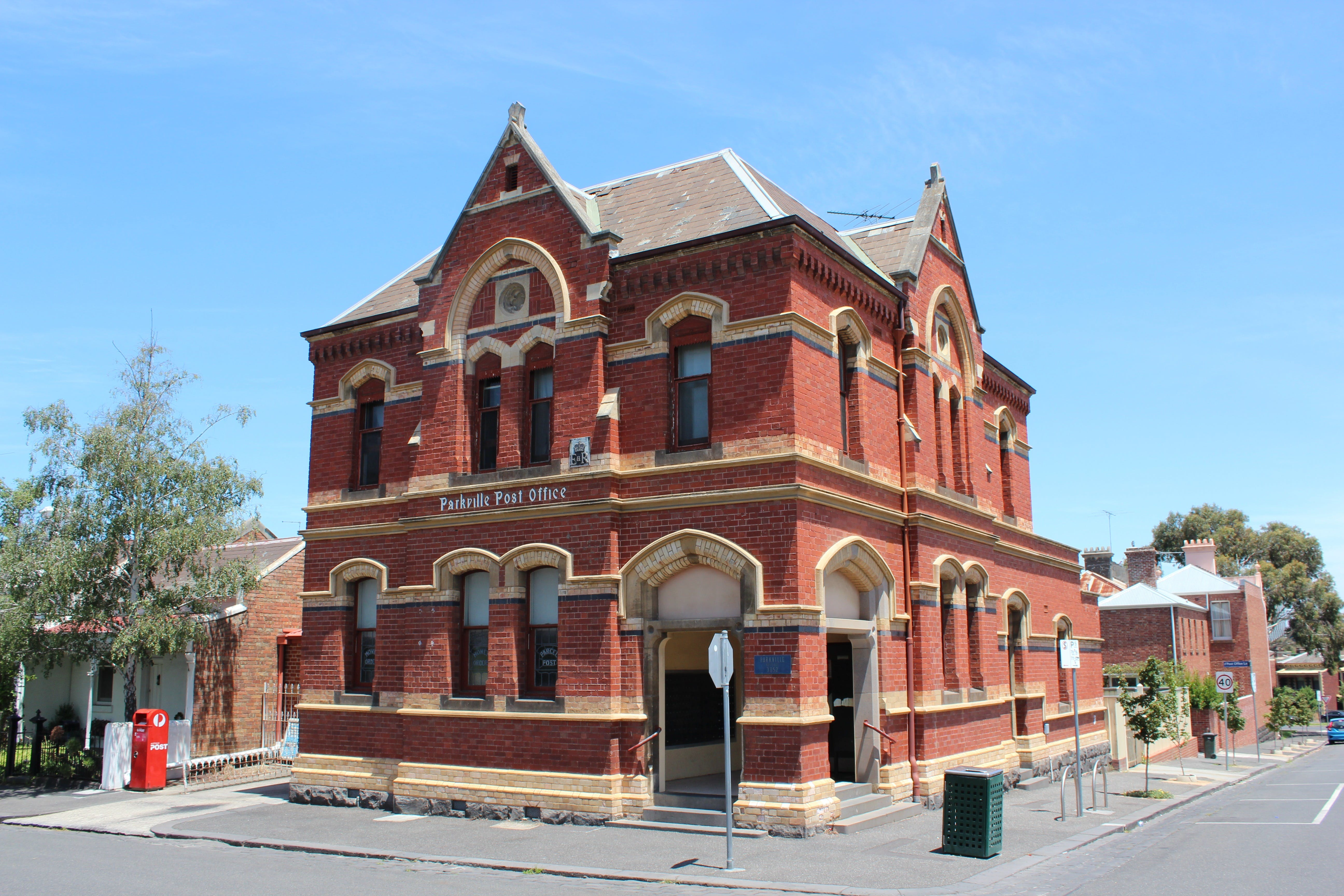 Parkville Heritage Walks - Accommodation Gladstone