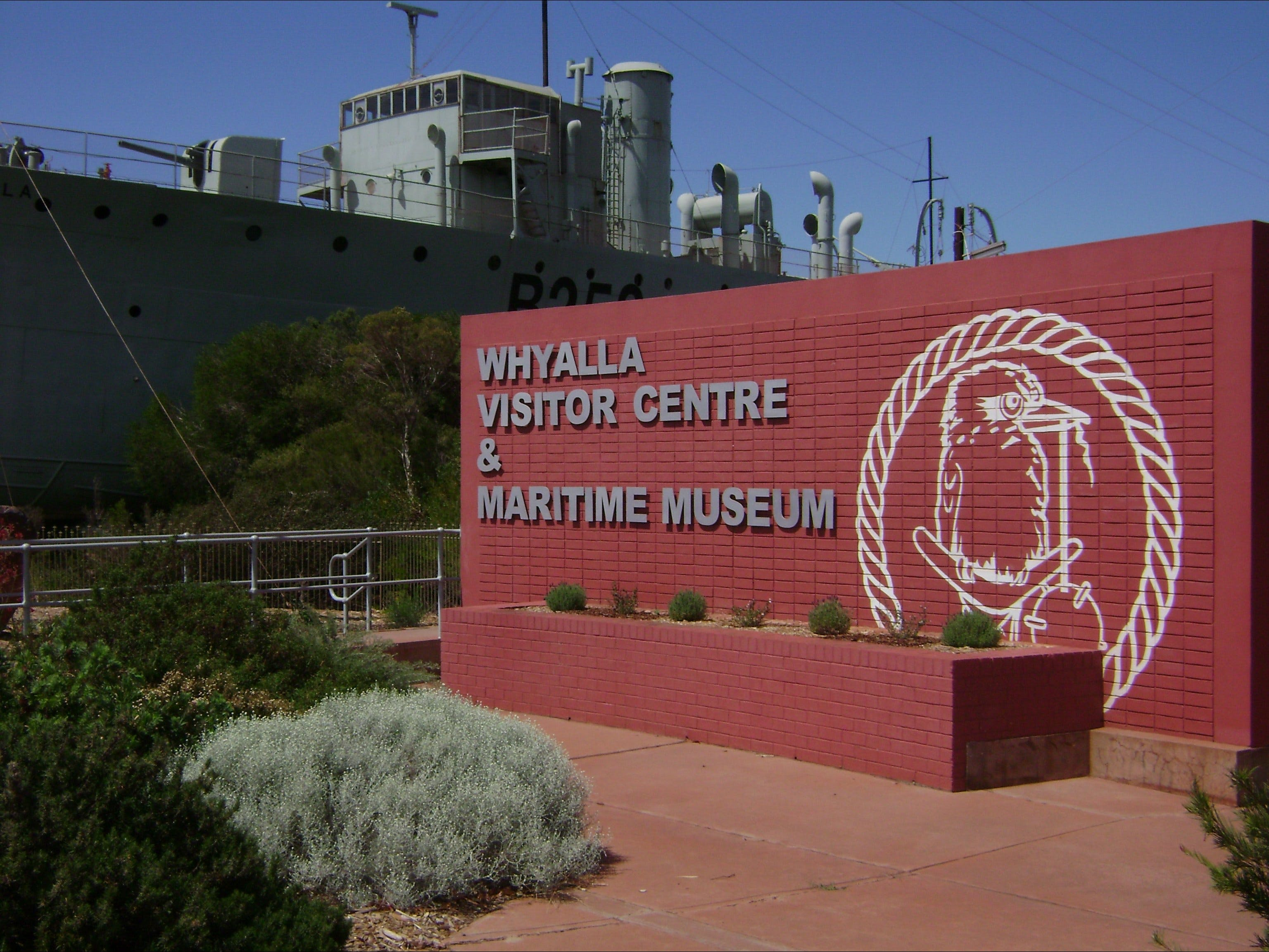 Whyalla Maritime Museum - Accommodation Gladstone