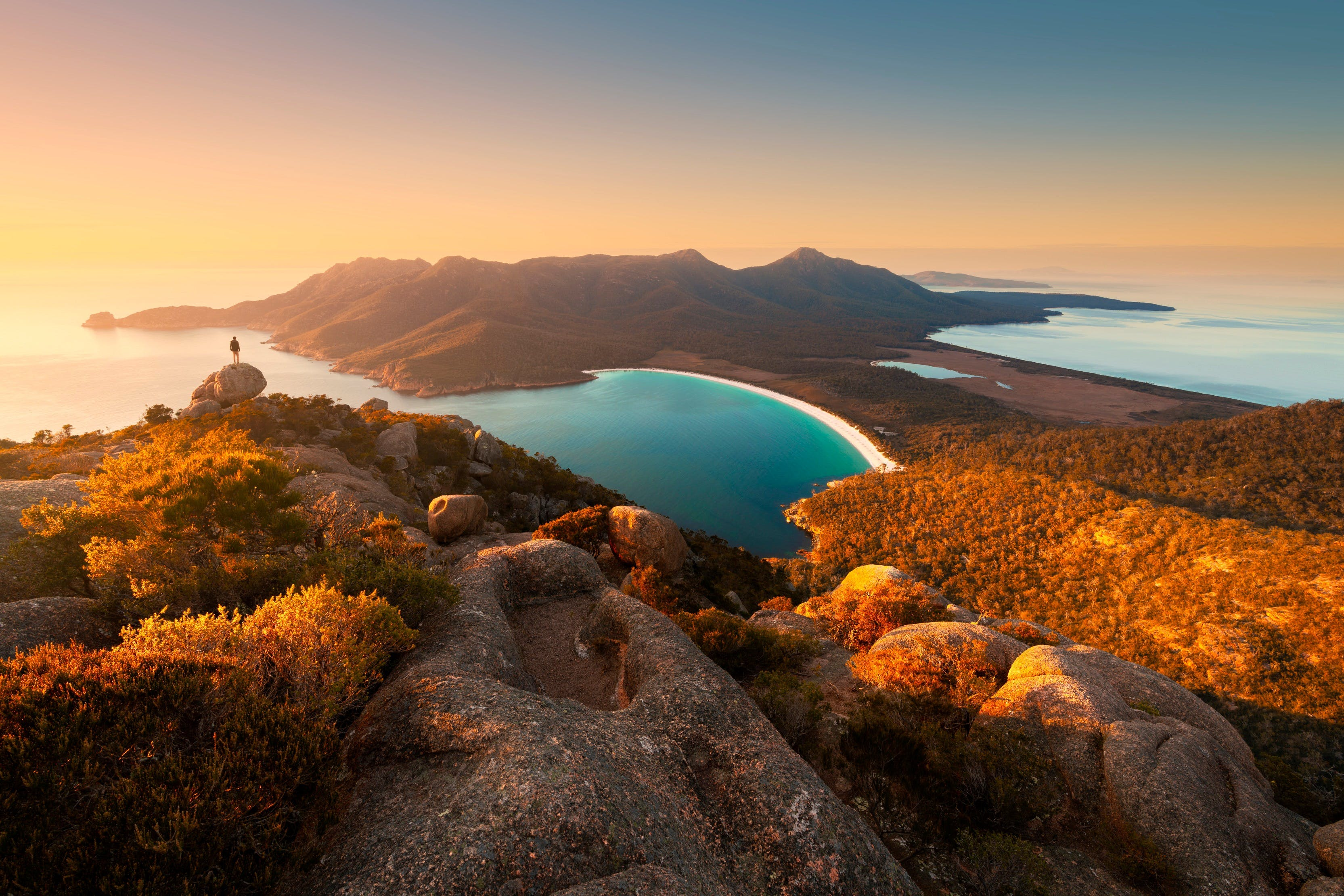 Freycinet National Park - Accommodation Gladstone
