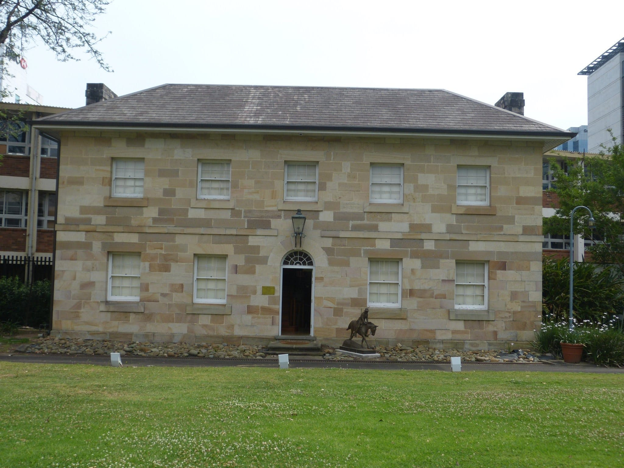 New South Wales Lancers Memorial Museum - Accommodation Gladstone