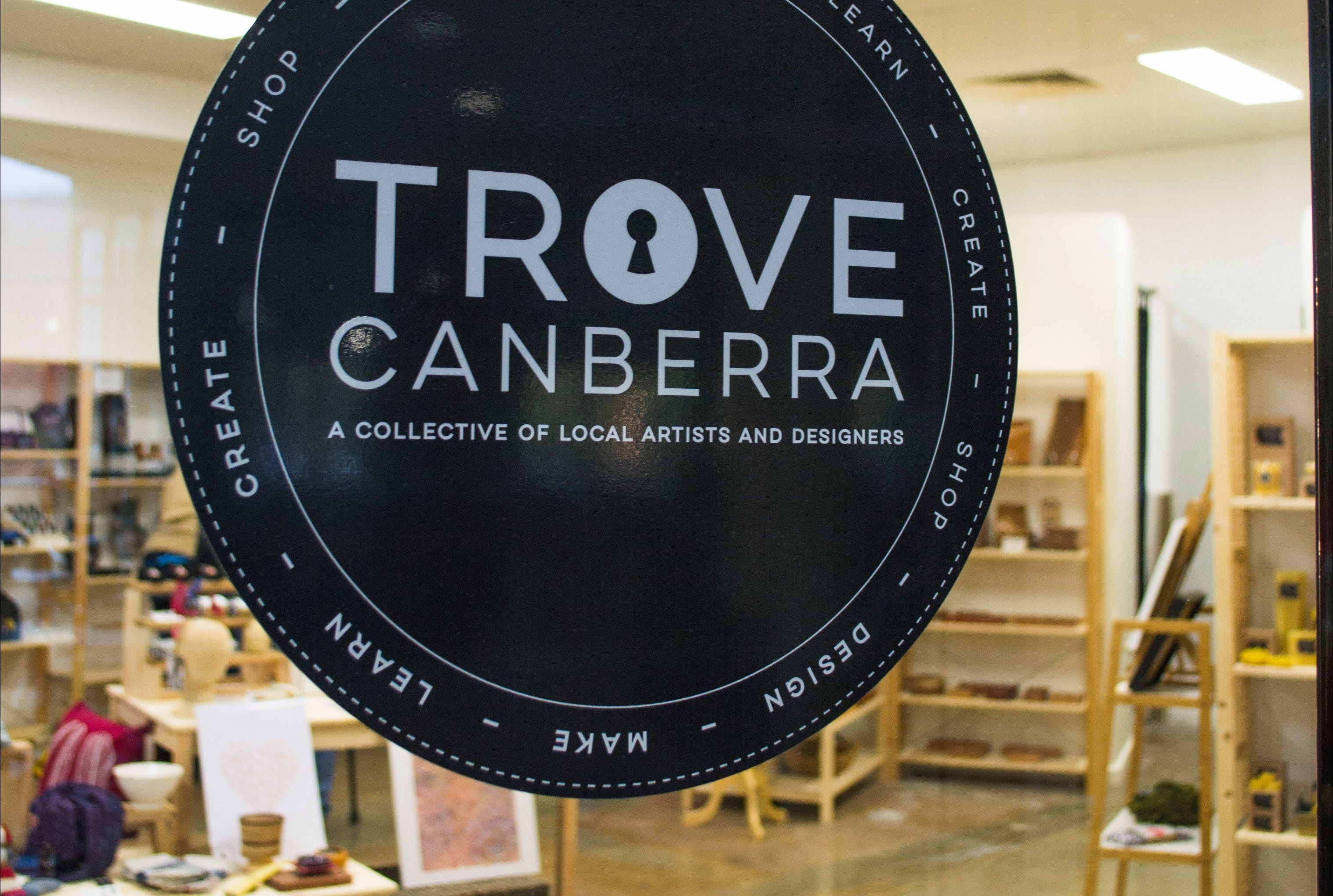 Trove Canberra - Accommodation Gladstone
