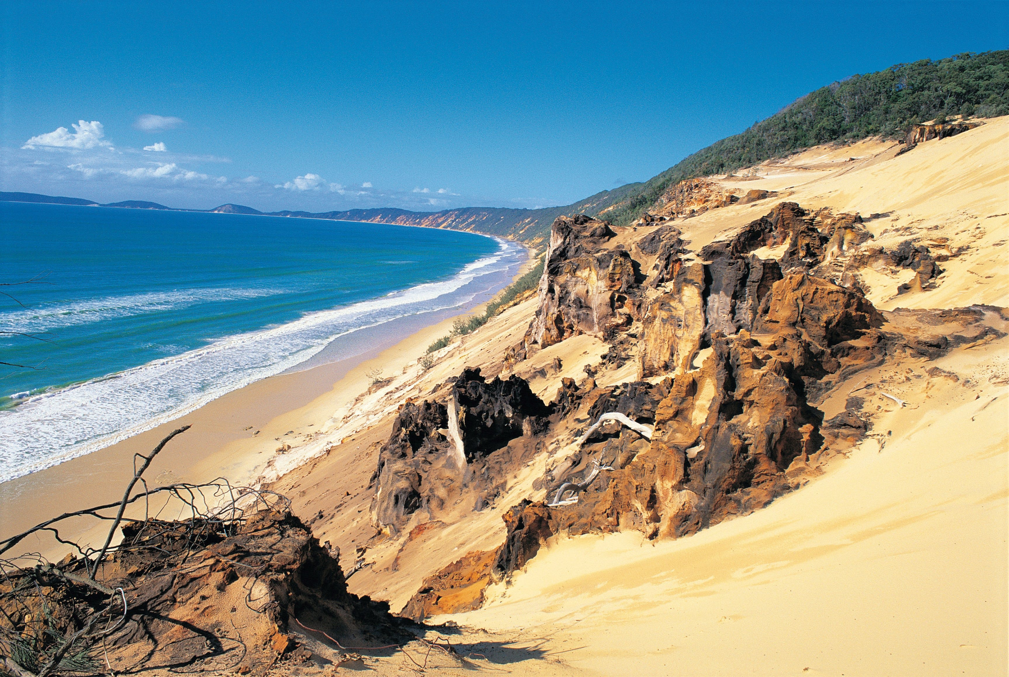 Cooloola Great Sandy National Park - Accommodation Gladstone