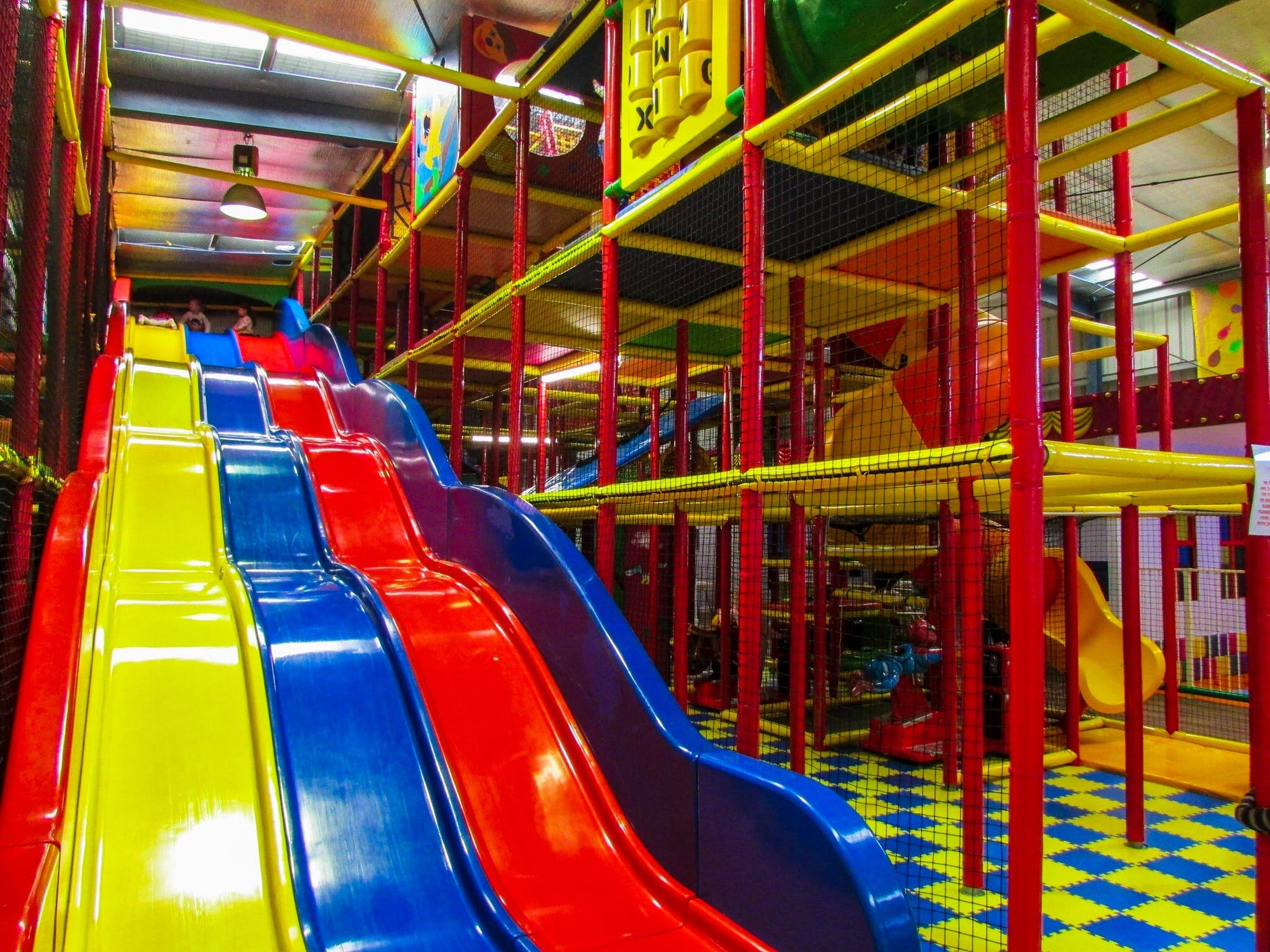 Kidz Shed Indoor Play Centre and Cafe - Accommodation Gladstone