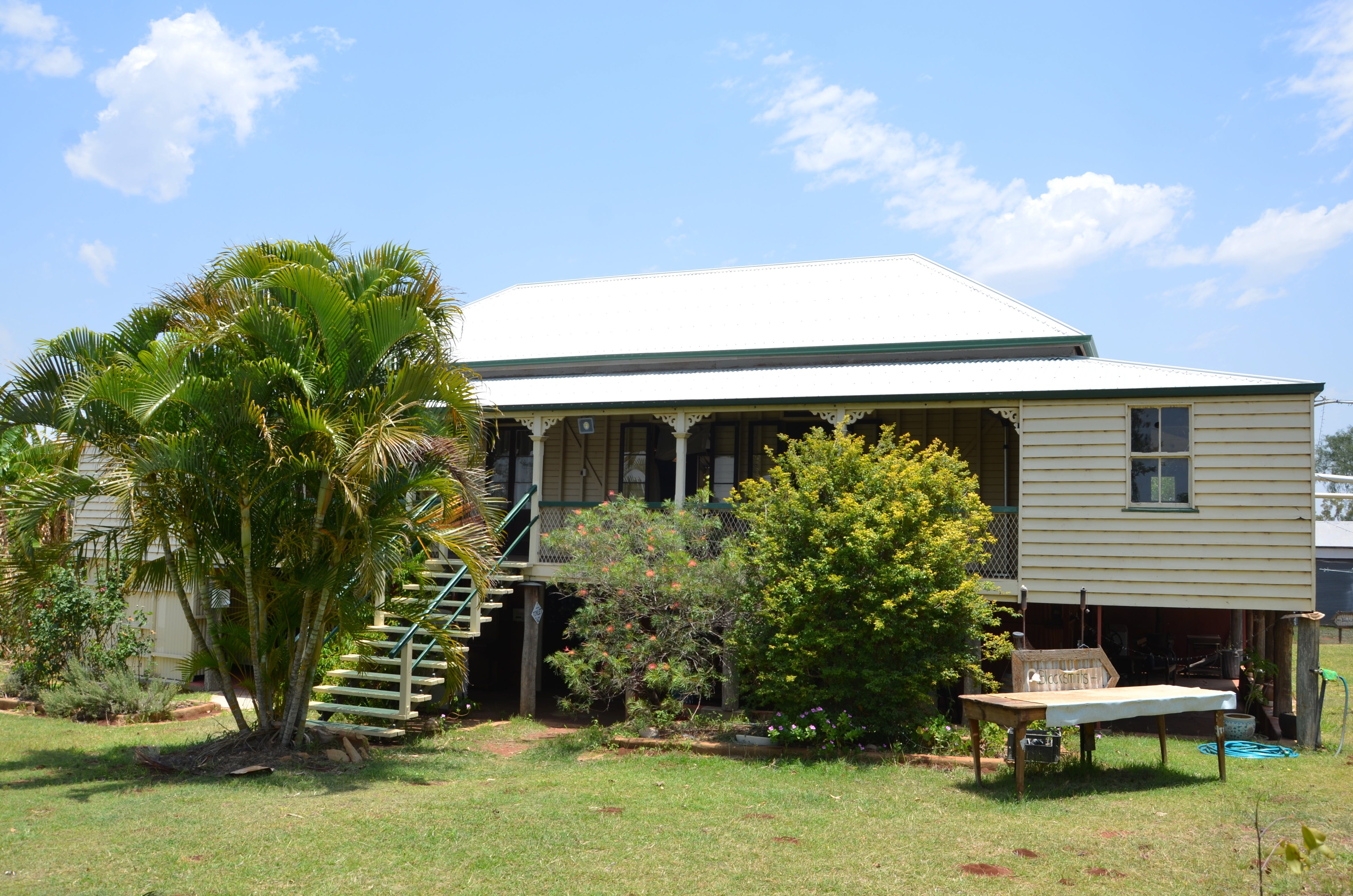 Kilburnie Homestead - Accommodation Gladstone