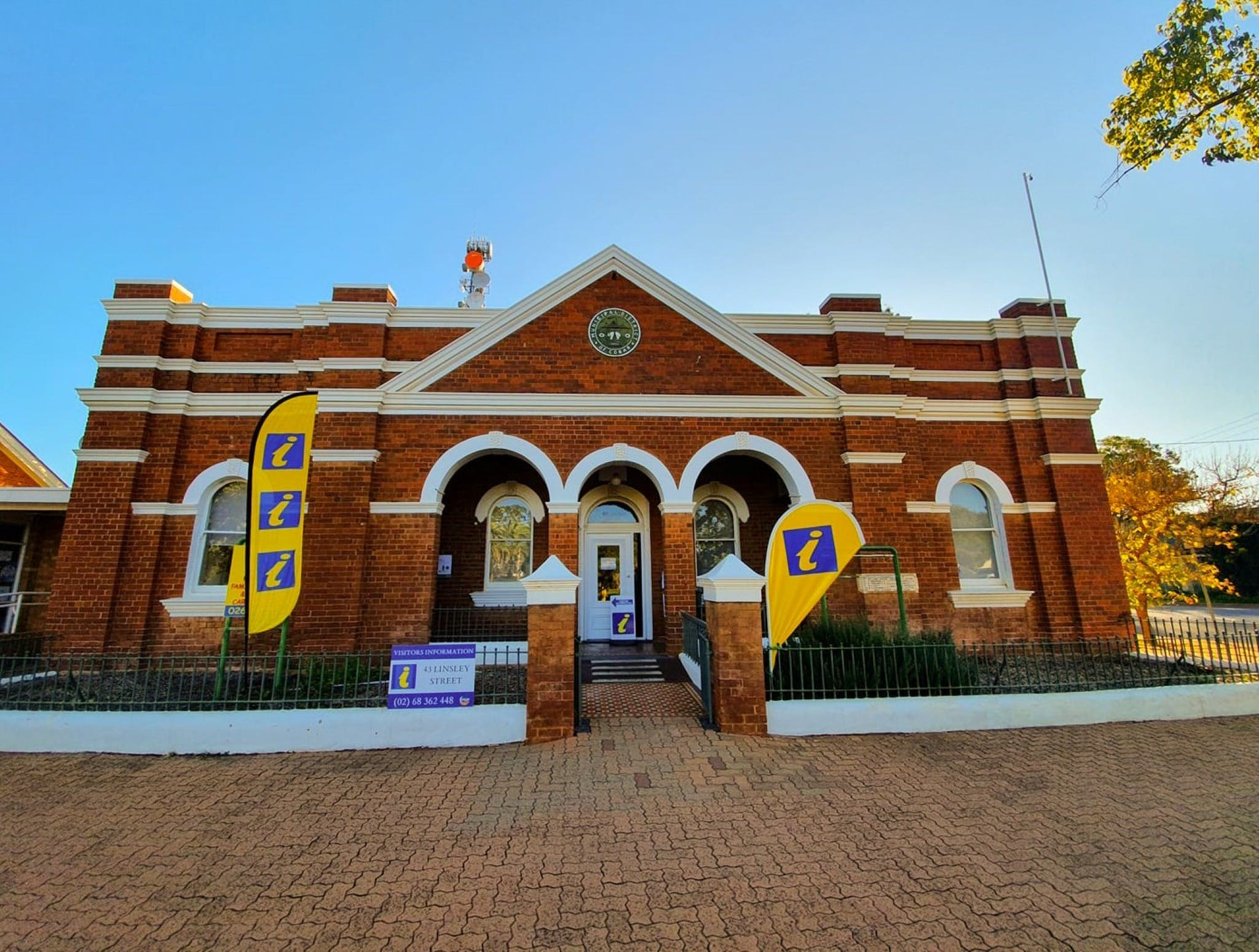 Cobar Visitor Information Centre - Accommodation Gladstone