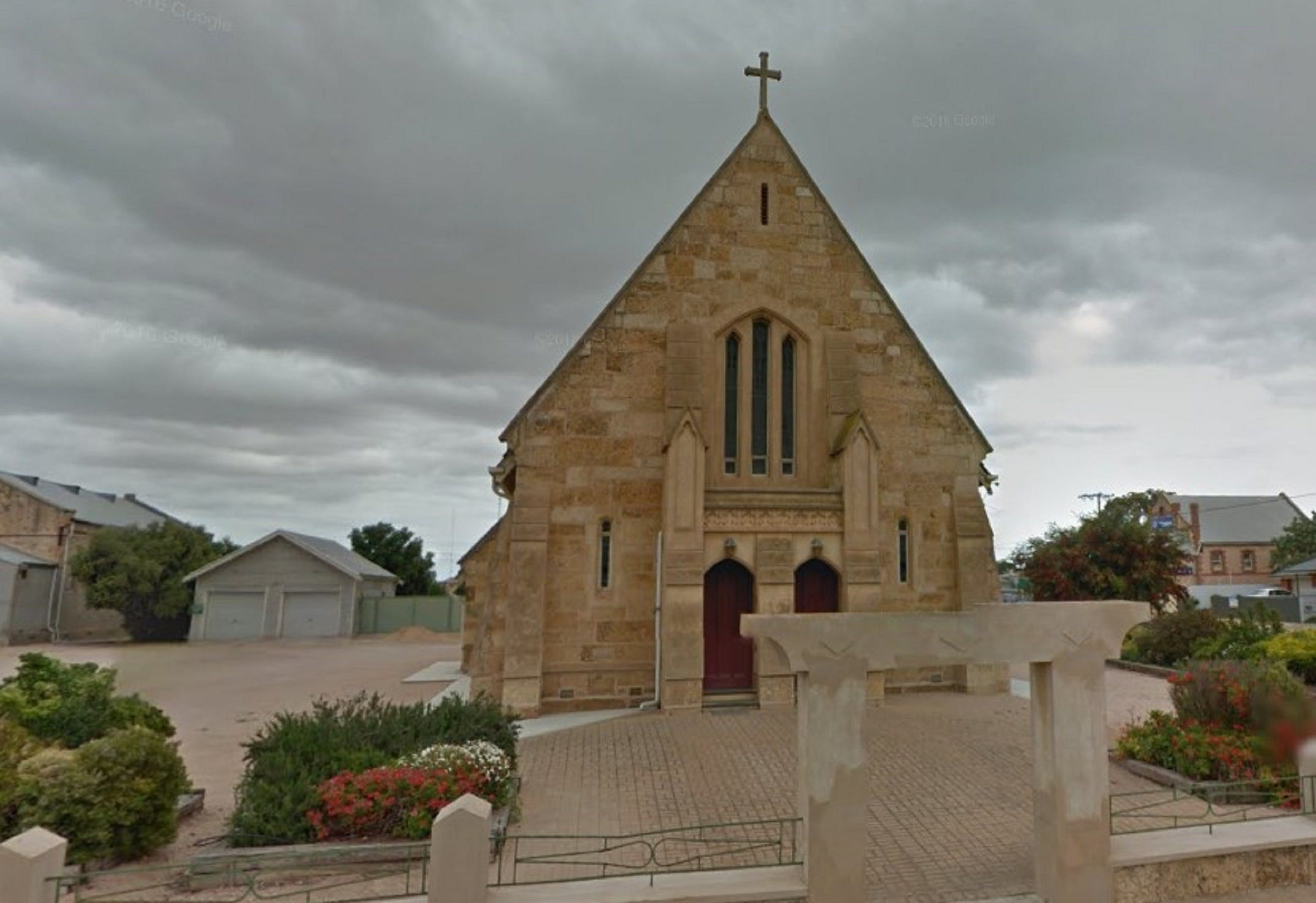 Kadina Catholic Church - Accommodation Gladstone