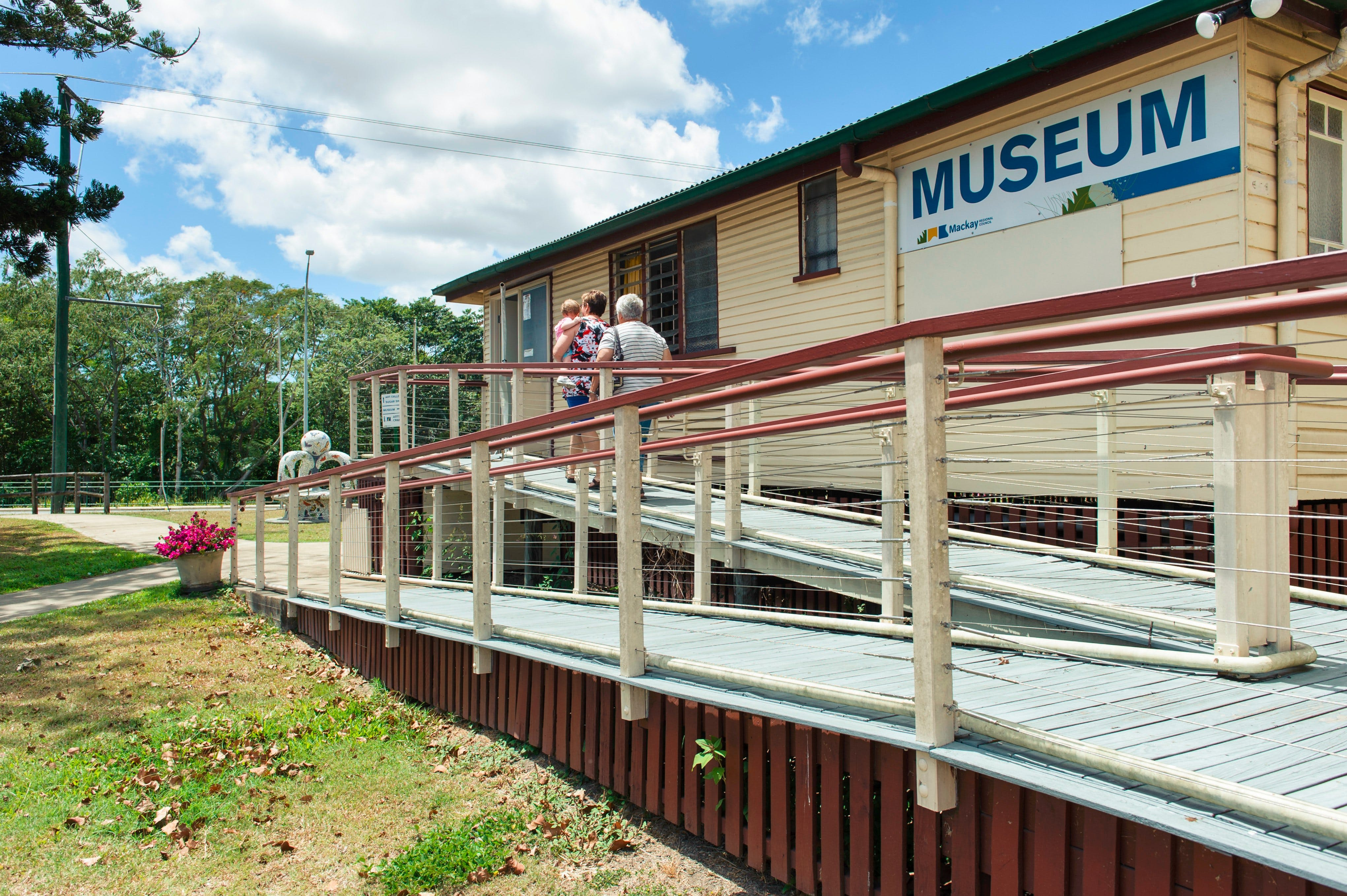 Sarina District Historical Centre - Accommodation Gladstone