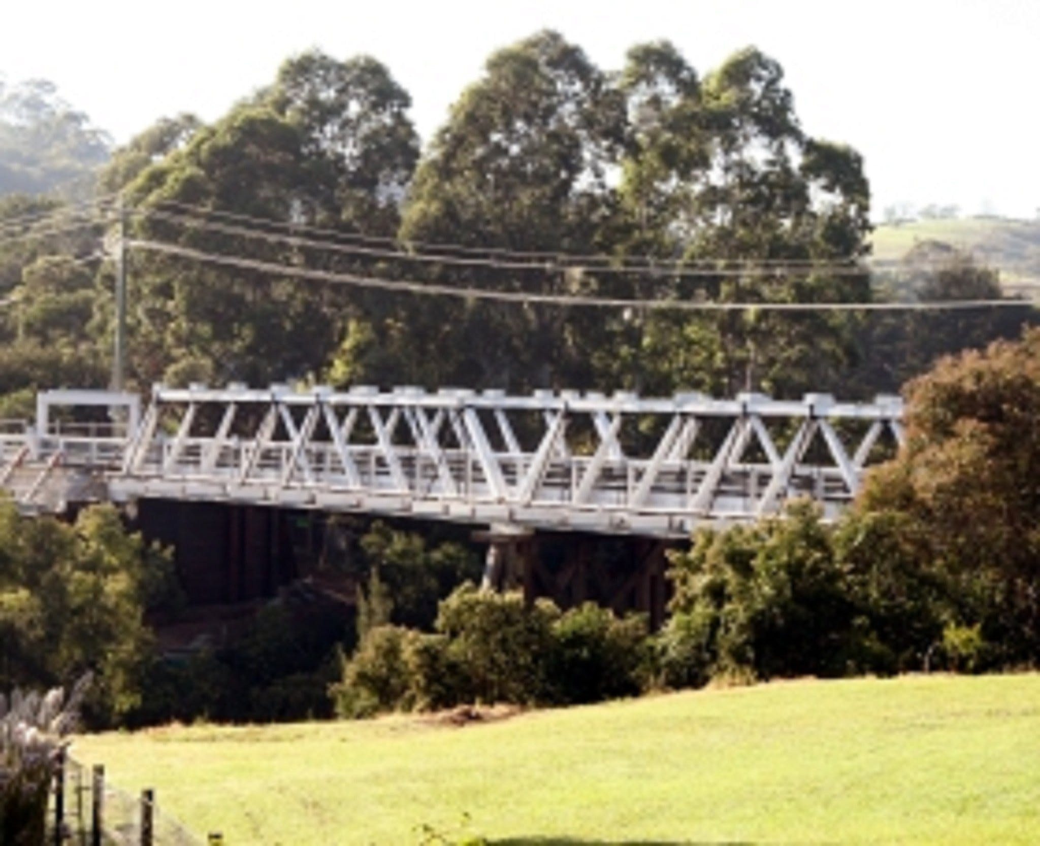 Victoria Bridge over Stonequarry Creek - Accommodation Gladstone