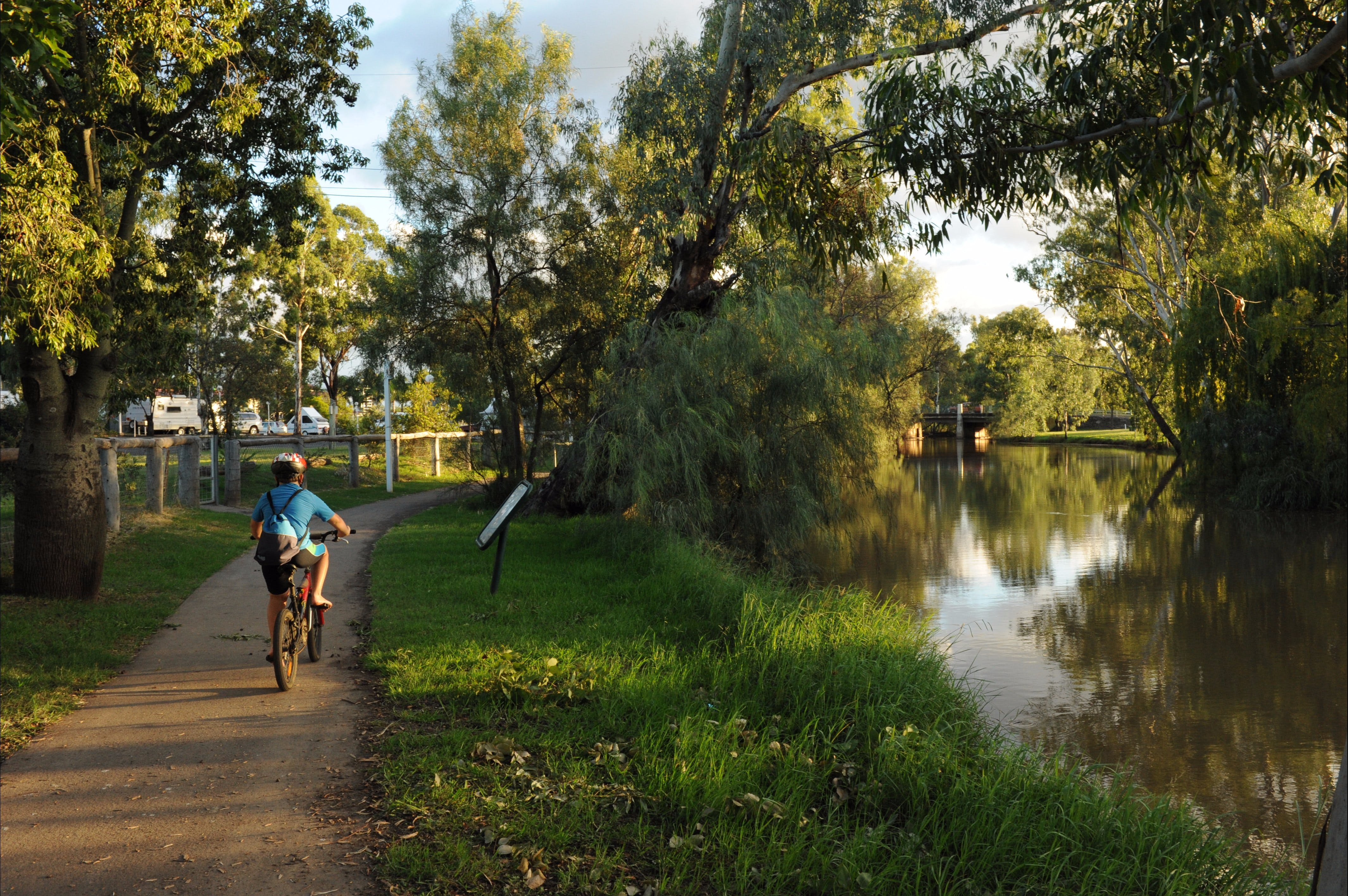 North Western Fishing Trail - Accommodation Gladstone