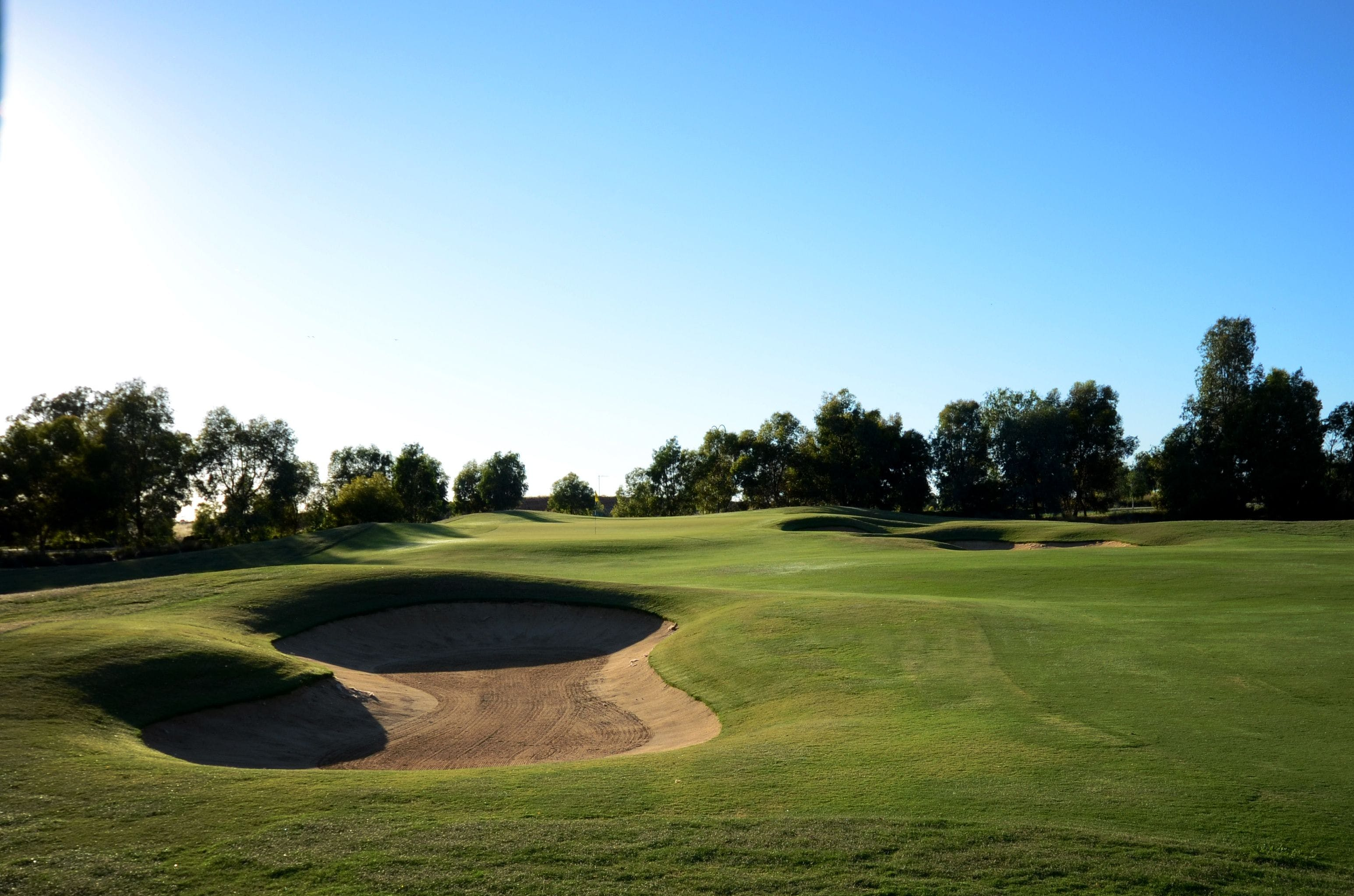 Black Bull Golf Course - Accommodation Gladstone