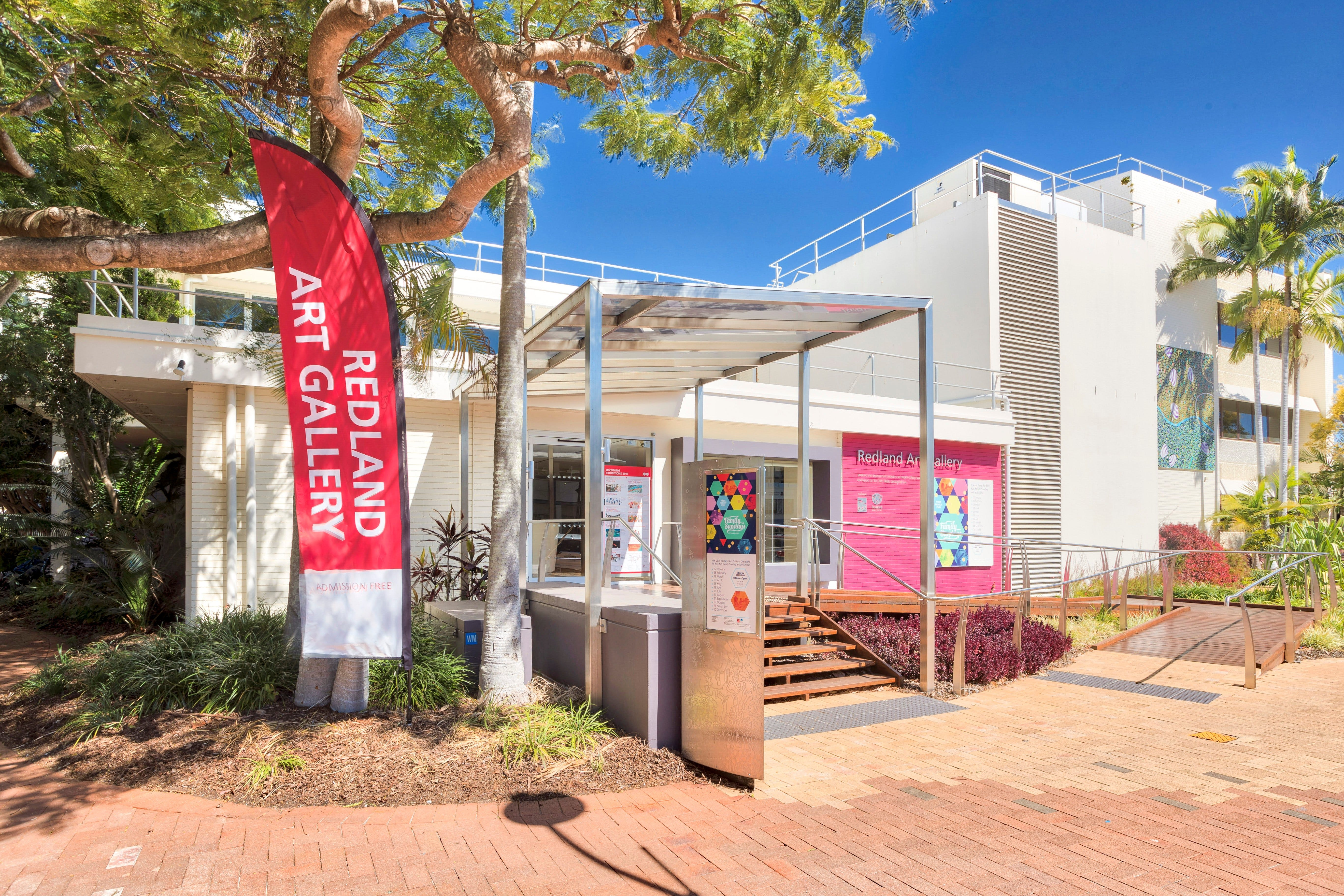 Redland Art Gallery - Accommodation Gladstone