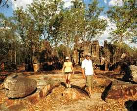 The Lost City - Litchfield National Park - Accommodation Gladstone