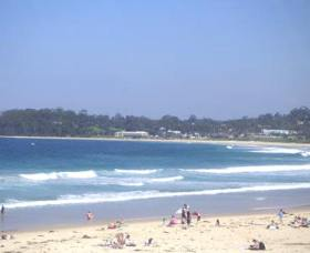 Mollymook Surf Beach - Accommodation Gladstone