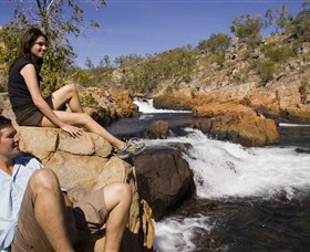 Crystal Falls - Accommodation Gladstone