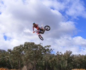 Goanna Tracks Motocross and Enduro Complex - Accommodation Gladstone