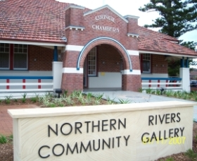 Northern Rivers Community Gallery - Accommodation Gladstone