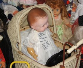 Little Darlings Doll Museum and Coffee Shop - Accommodation Gladstone