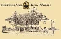 Macquarie Arms Hotel - Accommodation Gladstone