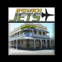 Ipswich Jets - Accommodation Gladstone