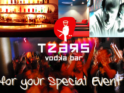 Tzars Vodka Bar - Accommodation Gladstone