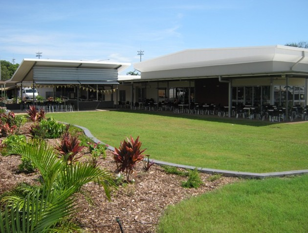 Tracy Village Social and Sports Club - Accommodation Gladstone
