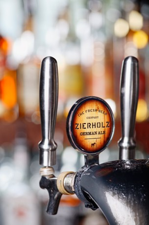 Zierholz Premium Brewery - Accommodation Gladstone