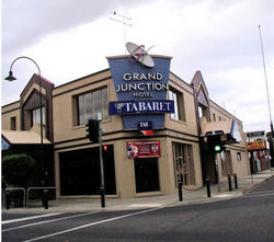 Grand Junction Hotel - Accommodation Gladstone