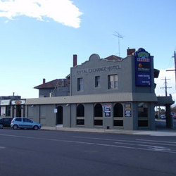 Royal Exchange Hotel - Accommodation Gladstone