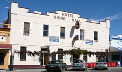 Shire Hall Hotel - Accommodation Gladstone