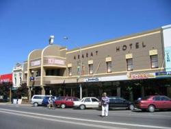 Ararat Hotel - Accommodation Gladstone