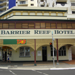 The Barrier Reef Hotel - Accommodation Gladstone