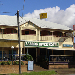 Barron River Hotel - Accommodation Gladstone