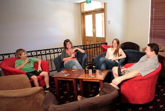 Hibernian Hotel Beechworth - Accommodation Gladstone