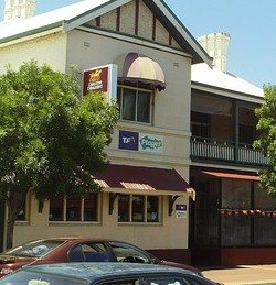 Northam Tavern - Accommodation Gladstone
