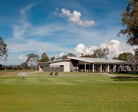 Stonebridge Golf Club - Accommodation Gladstone