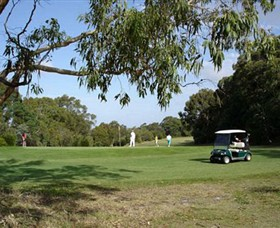 Leongatha Golf Club - Accommodation Gladstone