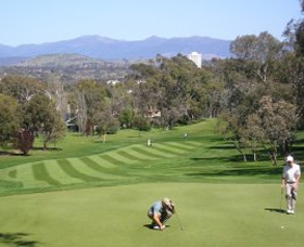 Fairbairn Golf Club - Accommodation Gladstone