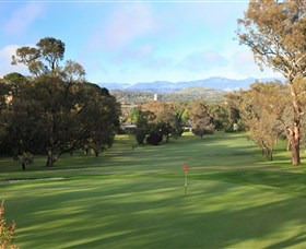 Federal Golf Club - Accommodation Gladstone